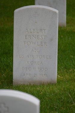 Albert Ernest Fowler