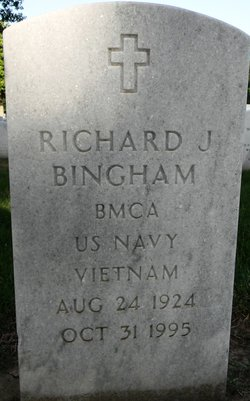 Richard J Bingham