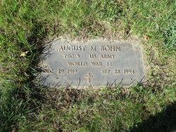 August M Bohn