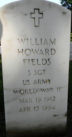 William Howard Fields