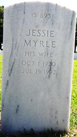 Jessie Myrle Finkey