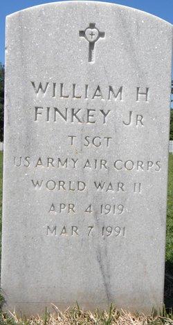 William H Finkey, Jr