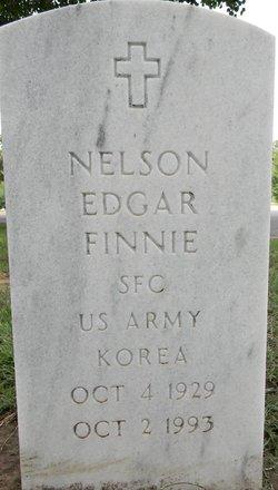 Nelson Edgar Finnie
