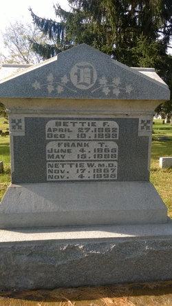 Nettie W Demmitt