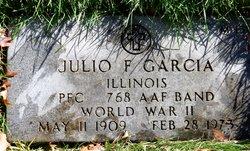Julio F Garcia