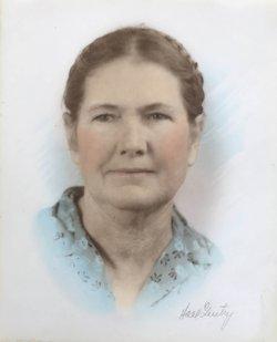 Frances Adine <I>Stevens</I> Harrelson