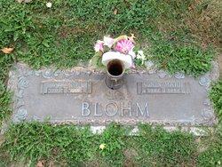 Agnes Marie <I>Brown</I> Blohm