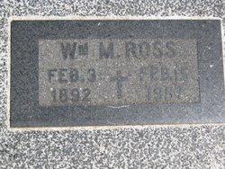 William M. Ross
