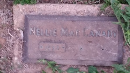Nellie Mae Canady