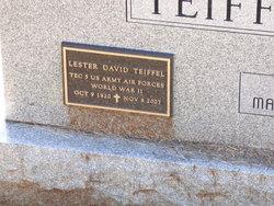 Lester David Teiffel