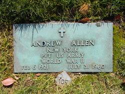 Pvt Andrew Allen