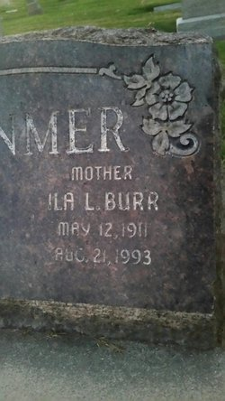 Ila Lucile <I>Burr</I> Bown