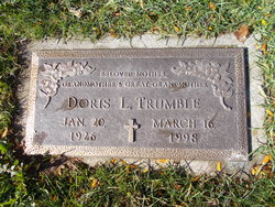 Doris Louise <I>Phillips</I> Trumble