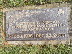 "Lawrence Edward ""Larry"" Donovan"
