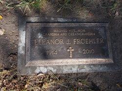 Eleanor J Froehler