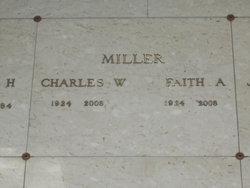 Faith Ann <I>Richea</I> Miller