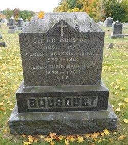 Agnes <I>LaGasse</I> Bousquet