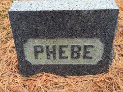 Phebe <I>Vaughan</I> Bump