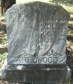 Sarah Ann <I>Karnes</I> Arrowood
