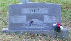 Hazel Marie <I>Van Devender</I> Ayers