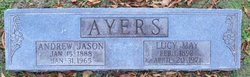 Lucy May <I>Nelson</I> Ayers