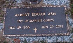 SGT Albert Edgar Ash