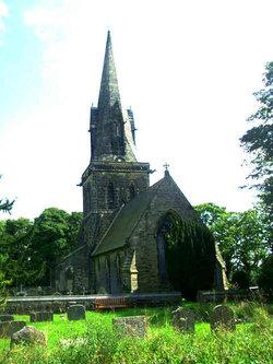 St Barnabas Churchyard