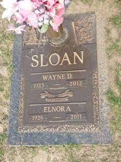 Wayne D. Sloan