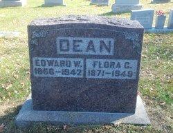 Flora Catharine <I>Espensheat</I> Dean