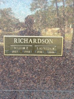 """William Preston """"Willie"""" Richardson"""