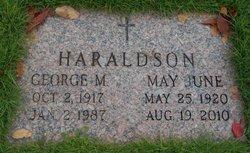 May June <I>Brunelle</I> Haraldson