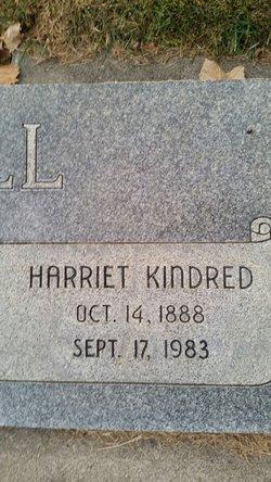 Harriet <I>Kindred</I> Crandall
