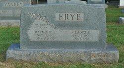 Gladys F <I>Ryan</I> Frye