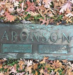 Martha <I>Miller</I> Aronson