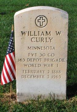 William W Curly