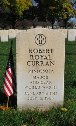 Robert Royal Curran