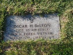 Oscar H Deleon
