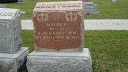 Maude M <I>Freeland</I> Armstrong