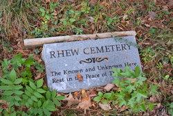 Rhew Cemetery