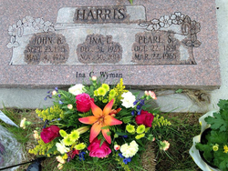 Pearl S Harris