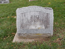 Mary Normanly