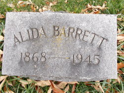Alida Barrett