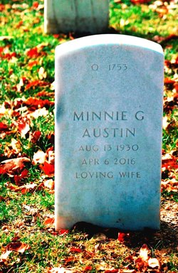 Minnie Gathelia Austin