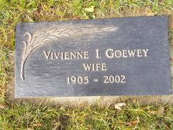 Vivienne I. <I>Henry</I> Goewey