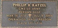 "Phillip Roger ""Philfie"" Ratzel"