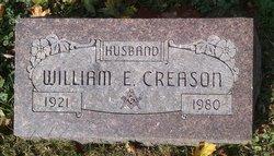 William E Creason