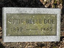 Ettie Belle <I>Watz</I> Doe