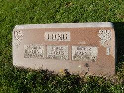 Cyrus Long