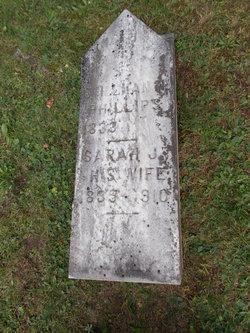 Sarah J. <I>Calkins</I> Phillips