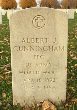 Albert J Cunningham